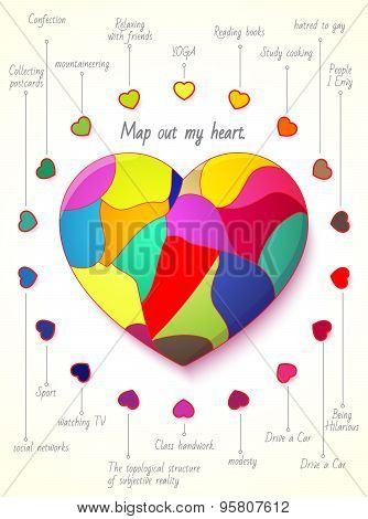 Map Out My Heart