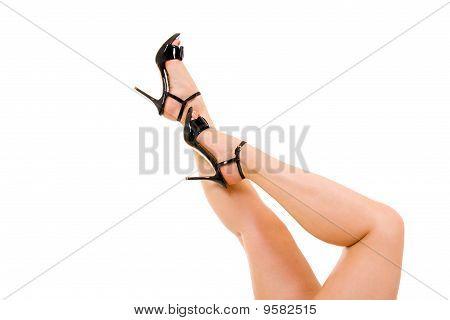 Long Woman Legs
