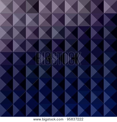 Purple Taupe Abstract Low Polygon Background