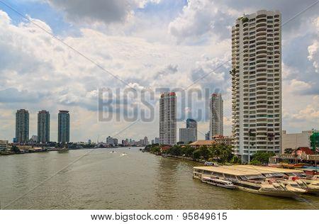 Bangkok, Thailand - October 26, 2014