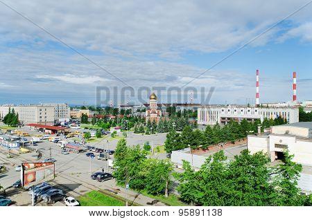 City Nizhny Tagil
