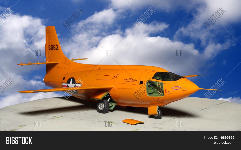 Bell X-1, Originally Image & Photo (Free Trial)   Bigstock