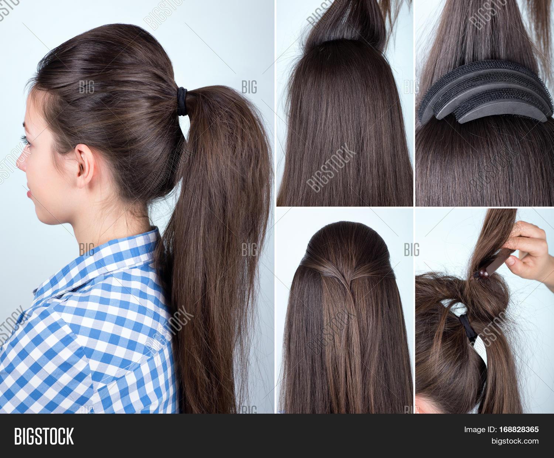 Volume Hairstyle Image & Photo (Free Trial) | Bigstock