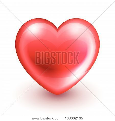 Bright And Glossy Heart