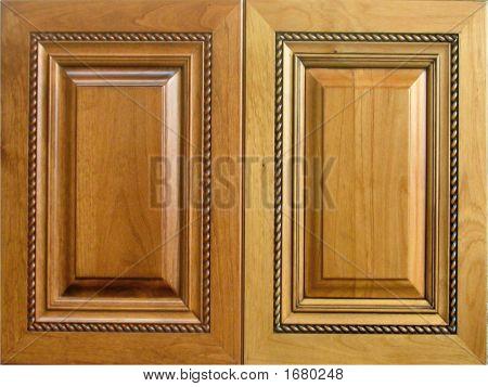 Alder Wood Doors