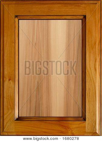 Alder Hickory Door