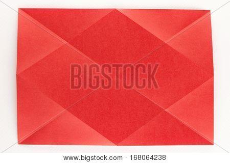Full Cross Folded Page