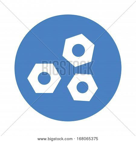 technical workshop stock icon, vector illustration image