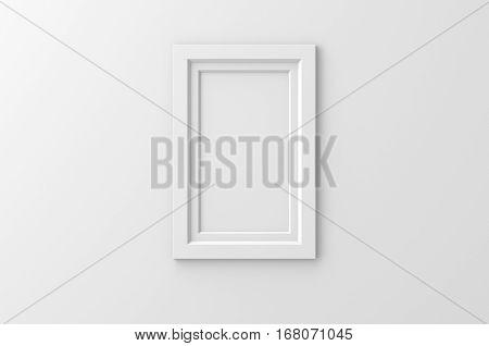 Upright Blank Frame