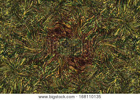 Abstract texture a la Vincent van Gogh - hodgepodge - background texture color