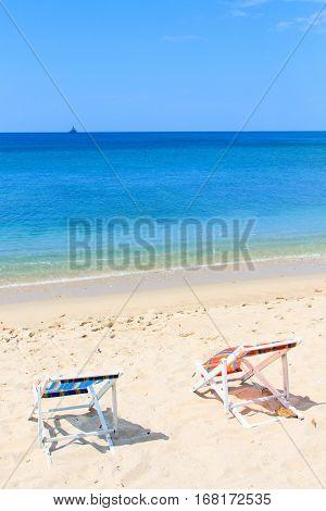 Tropical beach,  Andaman Sea, Thailand