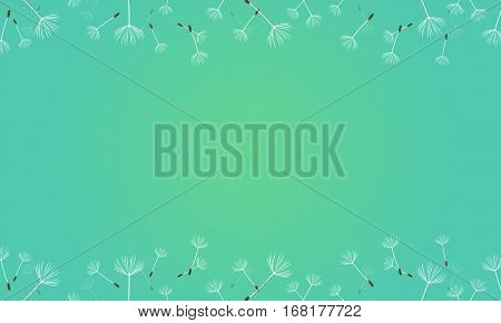 Spring theme background vector art collection stock