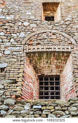 Hdr Castello Della Manta Castle