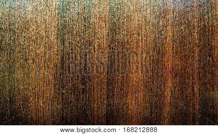 A beautiful dark brown wood texture with a lot of light and details.
