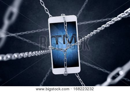 Chained Smartphone With