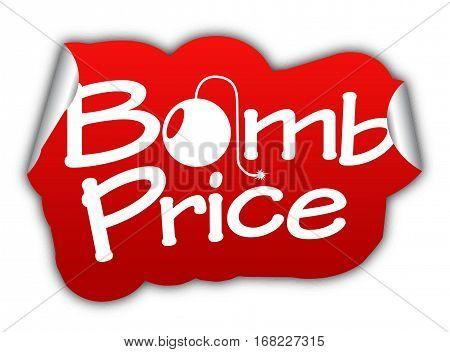 price bomb price sticker bomb price red sticker bomb price red vector sticker bomb price bomb price eps10 design bomb price sign bomb price