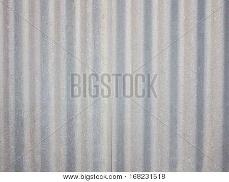 Galvanized Sheet Texture Background