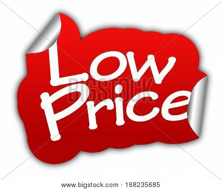 price low price sticker low price red sticker low price red vector sticker low price low price eps10 design low price sign low price