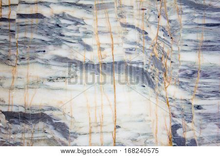 Blue And White Marble Stone Onyx Texture Background
