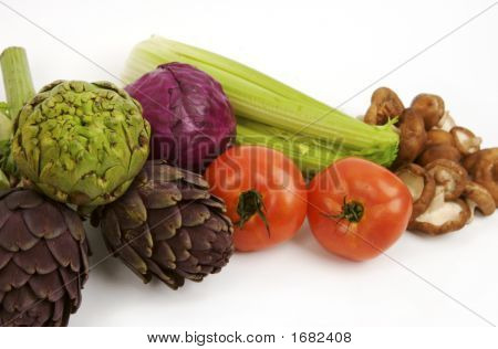 Ripe Vegeies