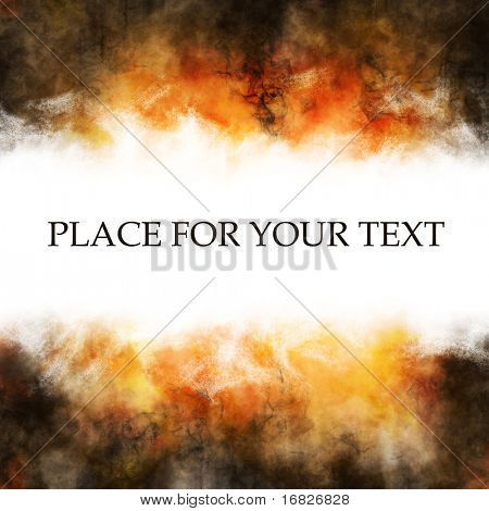 Fondo Grunge con espacio para texto o imagen (big pack)