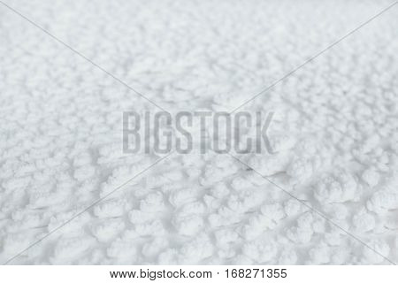 Background of fresh snow winter nice texture