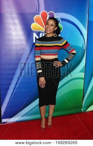 LOS ANGELES - JAN 18:  Susan Kelechi Watson at the NBC/Universal TCA Winter 2017 at Langham Hotel on January 18, 2017 in Pasadena, CA