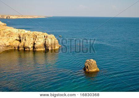 Cape Tarhankut.