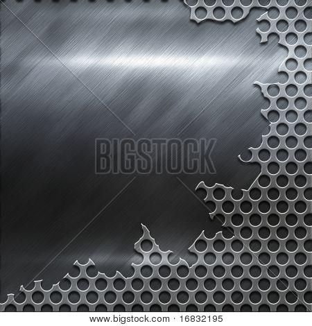 polished metal construction (big templates pack)