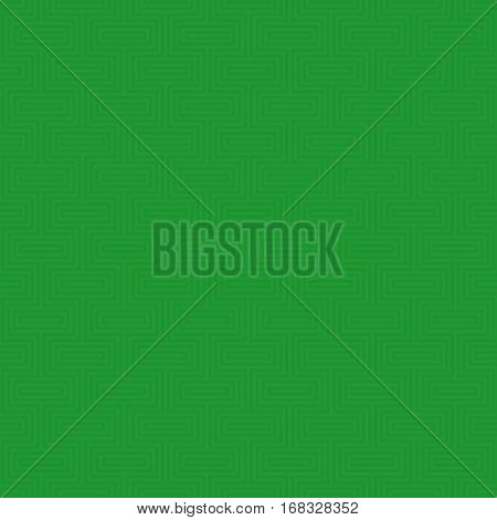Green Classic seamless pattern. Neutral tileable linear vector background.