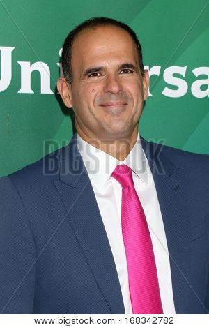 LOS ANGELES - JAN 17:  Marcus Lemonis at the NBC/Universal Cable TCA Winter 2017 at Langham Hotel on January 17, 2017 in Pasadena, CA