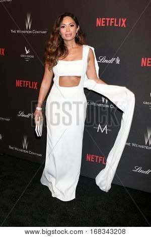 LOS ANGELES - JAN 8:  Marianna Hewitt at the Weinstein And Netflix Golden Globes After Party at Beverly Hilton Hotel Adjacent on January 8, 2017 in Beverly Hills, CA