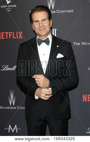 LOS ANGELES - JAN 8:  Vincent De Paul at the Weinstein And Netflix Golden Globes After Party at Beverly Hilton Hotel Adjacent on January 8, 2017 in Beverly Hills, CA