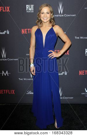 LOS ANGELES - JAN 8:  Madison Kocian at the Weinstein And Netflix Golden Globes After Party at Beverly Hilton Hotel Adjacent on January 8, 2017 in Beverly Hills, CA