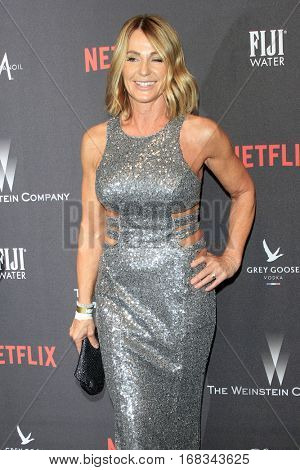 LOS ANGELES - JAN 8:  Nadia Comaneci at the Weinstein And Netflix Golden Globes After Party at Beverly Hilton Hotel Adjacent on January 8, 2017 in Beverly Hills, CA