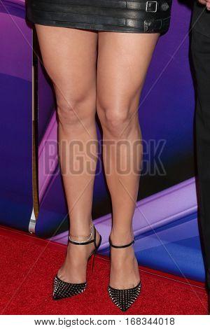 LOS ANGELES - JAN 18:  Jennifer Lopez at the NBC/Universal TCA Winter 2017 at Langham Hotel on January 18, 2017 in Pasadena, CA