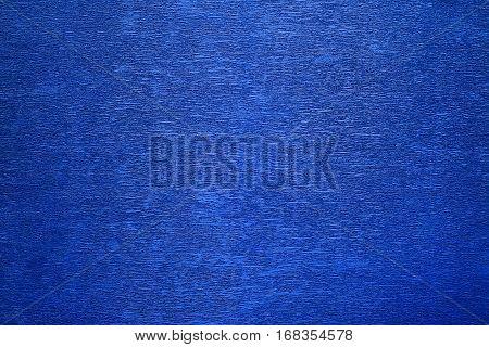 blue indigo ultramarine batskground crumpled paper wallpaper