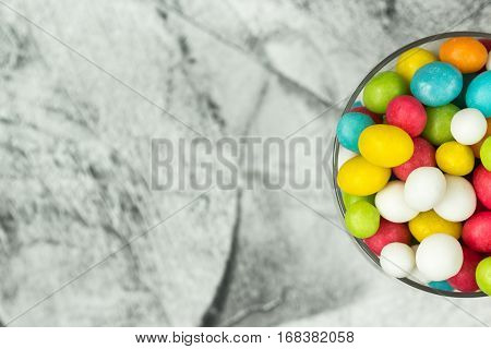 Mix Of Fruit Candies