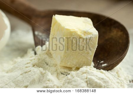 Butter For Dough Making