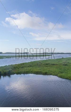 Lagoa Do Peixe Lake