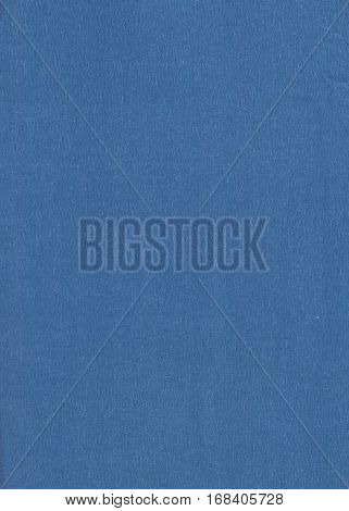 Fabric Blue Background