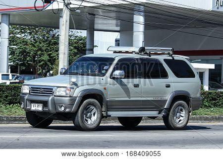 Private Suv Car, Toyota Sport Rider