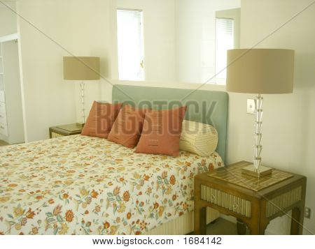Pleasant Bedroom