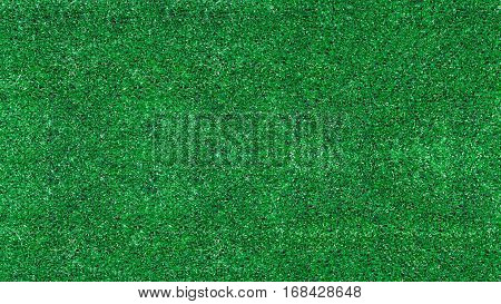 Grass texture or grass background. Top view of artificial green grass for golf course and soccer field. LARGE file.
