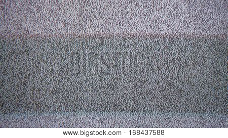 noise tv interference bad signal screen television