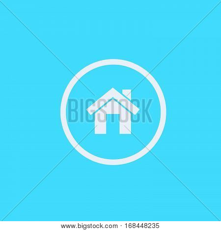 home icon vector for webpage house icon