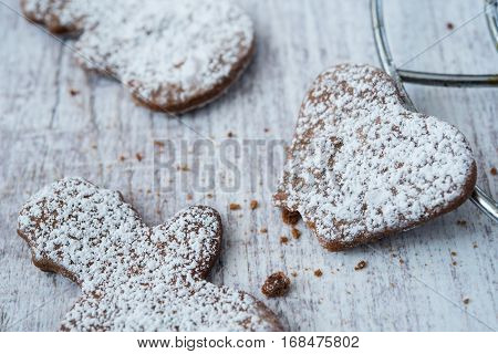 Delicious And Crunchy Cookies