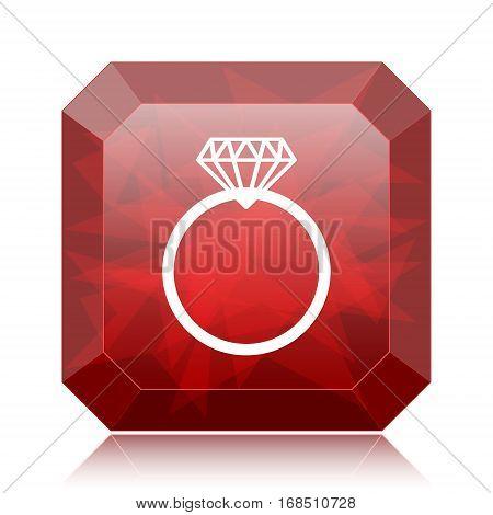 Diamond Ring Icon