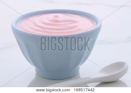 Artisan Greek Strawberry Yogurt