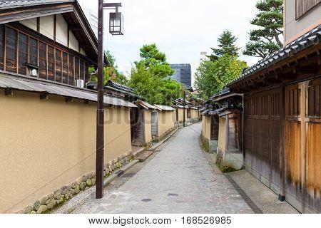 Nomura Samurai House in Japan